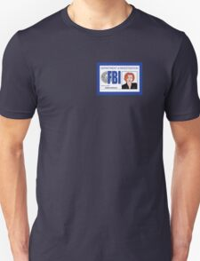 Agent Dana Scully Unisex T-Shirt