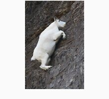 Mountain Goat on the Edge Unisex T-Shirt