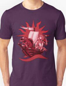 Red Bristol Logo tee T-Shirt