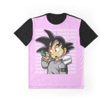 GOKU HOTLINE BLING (DRAGON BALL Z) Graphic T-Shirt