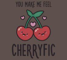Cherryfic! Baby Tee