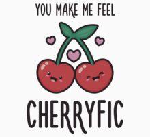 Cherryfic! One Piece - Long Sleeve