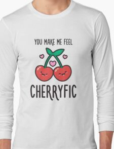 Cherryfic! Long Sleeve T-Shirt