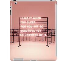 aesthetic iPad Case/Skin