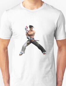 Jin Kazama Tekken Character T-Shirt