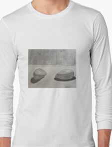 Two Wonky Eggs Long Sleeve T-Shirt