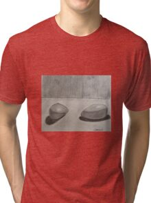 Two Wonky Eggs Tri-blend T-Shirt