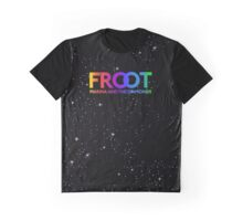 Marina and The Diamonds: FROOT - Stars Background Graphic T-Shirt