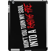 Raging Fire iPad Case/Skin