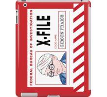 X-File: Gibson Praise iPad Case/Skin