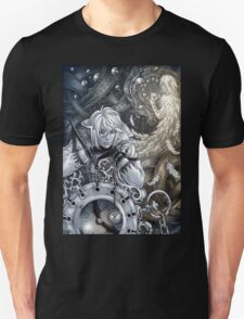 Clock and king T-Shirt