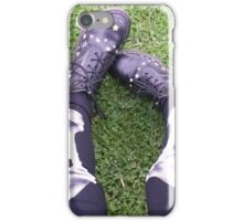 Putting Down Roots iPhone Case/Skin