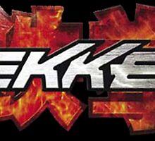 Tekken Logo Official Videogame by FightShop