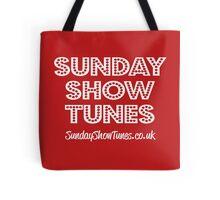 Sunday Show Tunes Tote Bag