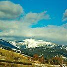 Snow Bowl/TV Mountain by Bryan D. Spellman
