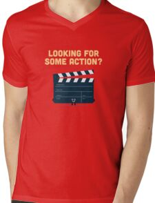 Character Building - Clapperboard T-Shirt