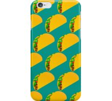 Tacos Clip Art iPhone Case/Skin