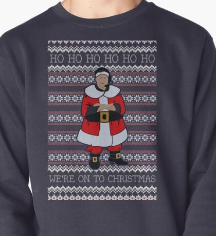 We're Onto Christmas Pullover