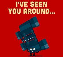 Character Building - Binoculars by SevenHundred