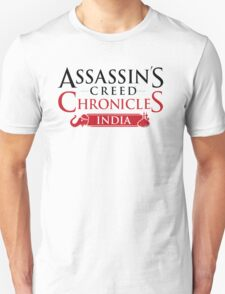 assassin's creed chronicles india T-Shirt