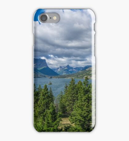 Saint Mary Lake iPhone Case/Skin