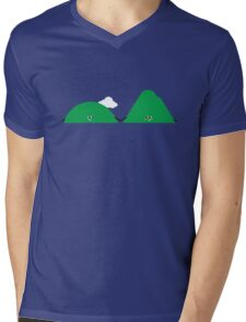 Character Building - Island Love Mens V-Neck T-Shirt