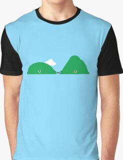 Character Building - Island Love Graphic T-Shirt