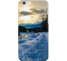 illecillewaet green belt  iPhone Case/Skin