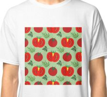 We love tomatoes Classic T-Shirt