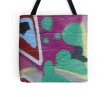 Graffiti Abstract. Tote Bag