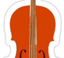 Cartoony Cello Sticker