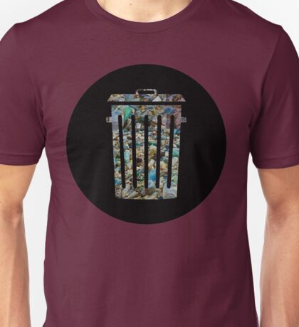 Trashy Garbage Man Unisex T-Shirt