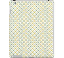 Fish Scales (Navy & Gold) iPad Case/Skin
