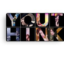 YOU THINK-GIRLS´GENERATION Canvas Print