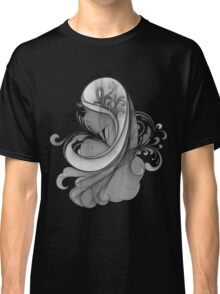 Glamour Girl pencil drawing Classic T-Shirt