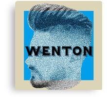 Fade Wenton Canvas Print
