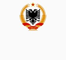 Emblem of People's Socialist Republic of Albania 1946-1992 Unisex T-Shirt