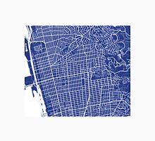 Berkeley Map - French Blue Unisex T-Shirt