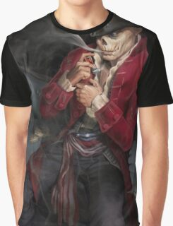 The Ghoul of Goodneighbor Graphic T-Shirt