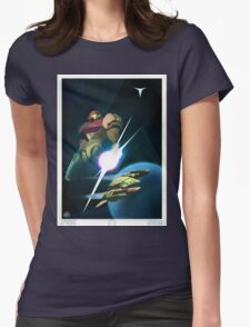 30 Years - Metroid Womens Fitted T-Shirt