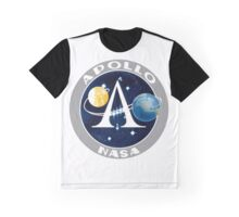 APOLLO PROGRAM Graphic T-Shirt