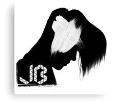 R&B / POP: Justin Bieber Canvas Print
