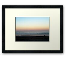 Future Reflections Framed Print