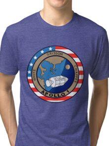 Apollo 1 Tri-blend T-Shirt