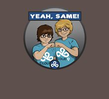 Sneaky and Meteos Unisex T-Shirt