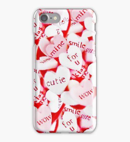 I X U iPhone Case/Skin