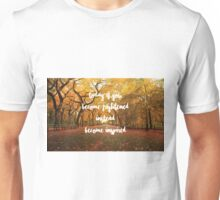 Greys Anatomy Quote-fear Unisex T-Shirt