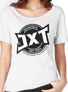 Invincible JXT Logo Women's Relaxed Fit T-Shirt