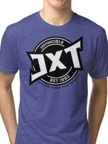 Invincible JXT Logo Tri-blend T-Shirt