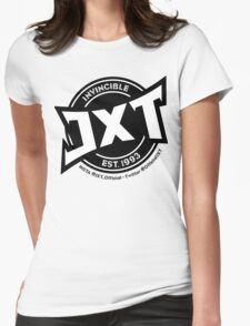 Invincible JXT Logo Womens Fitted T-Shirt